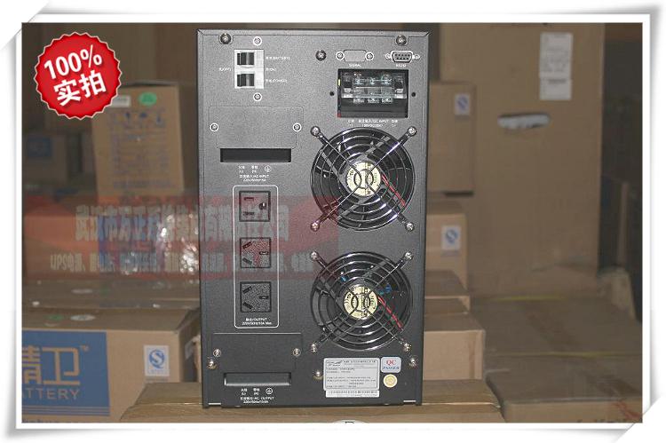 2K标机科华UPS电源YTR1102 科华UPS电源YTR1102