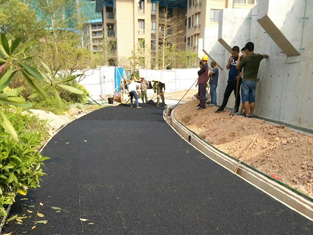 承接东莞沥青路面施工
