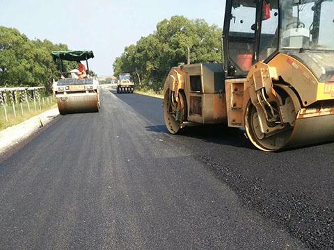 深圳沥青路面修补修复