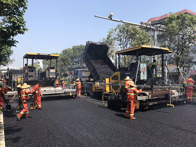 深圳沥青混凝土工程承包
