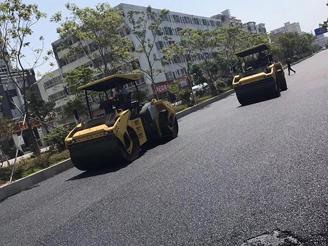 深圳沥青路面施工队